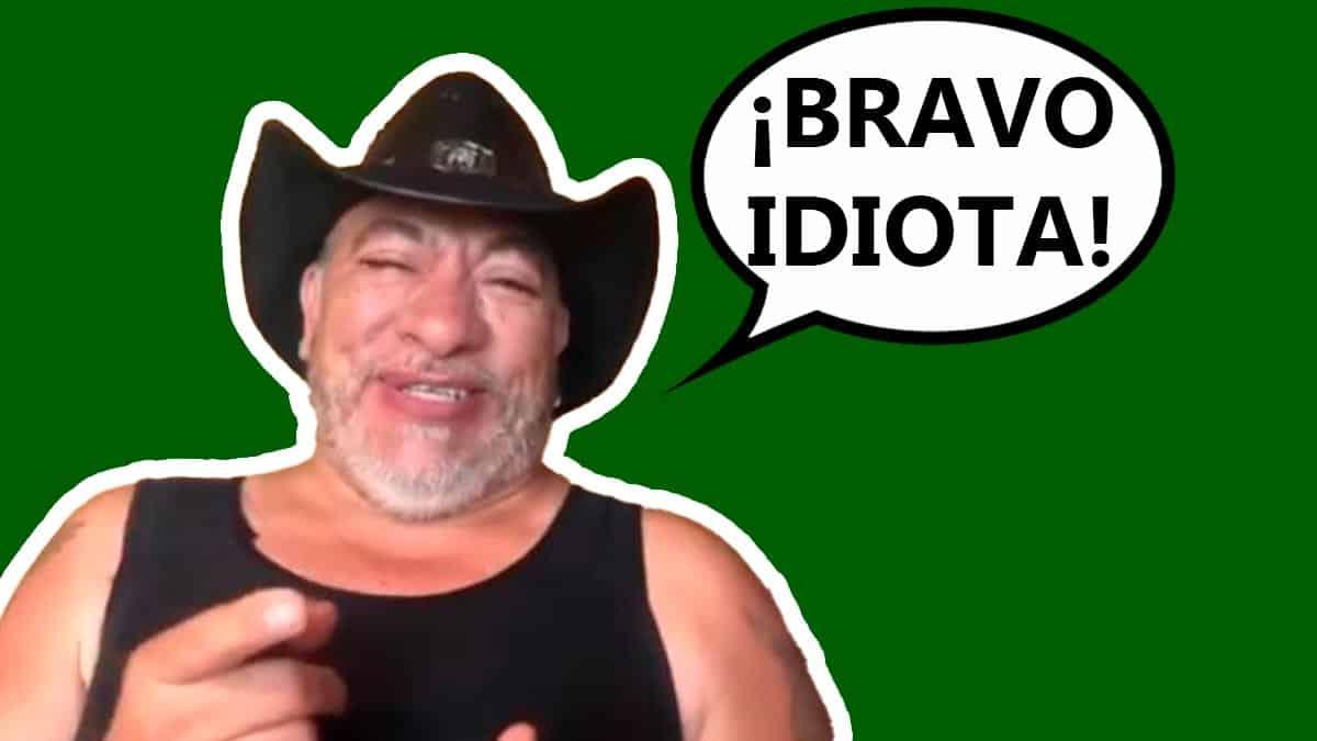Bravo idiota, Carlos Trejo le dice a Alfredo Adame