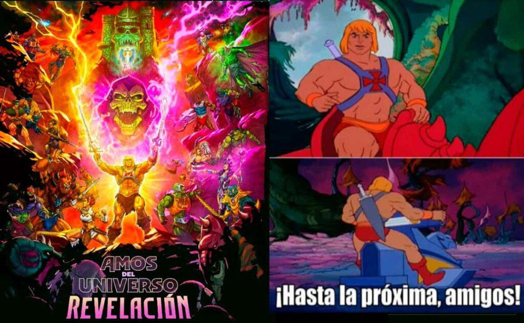 He-Man Master of the Universe Revelation