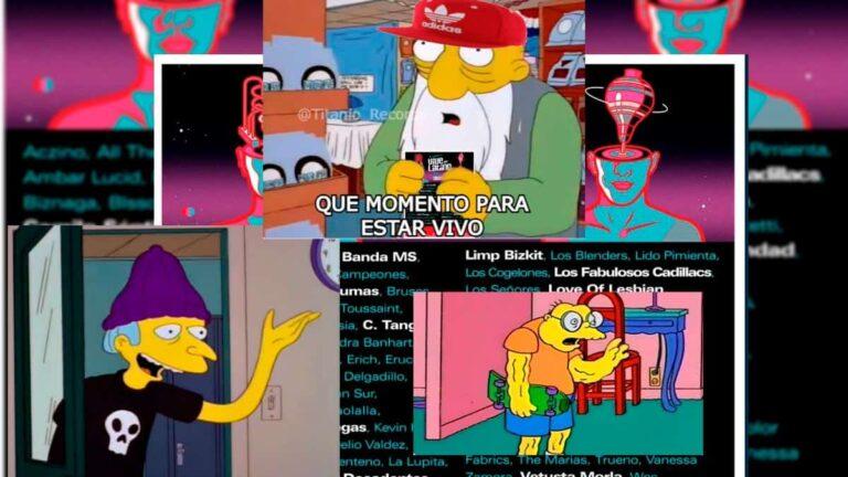 Limp Bizkit en el Vive latino desata memes